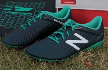 Review: New Balance Visaro Soccer Boot