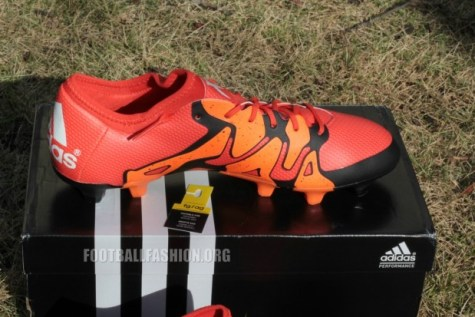 Review: adidas X 15.1 Soccer Boot