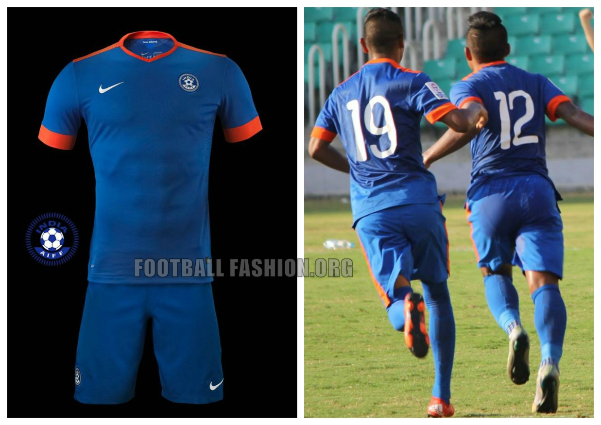 Photos Environment Friendly Jerseys For Team India: India 2016 Nike Home And Away Kits