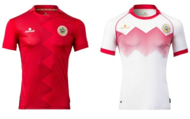 Bahrain 2016 Romai Home and Away Soccer Jersey, Shirt, Football Kit