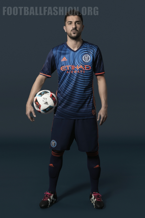 New York City FC Reveals Adidas 2016 Away Jersey