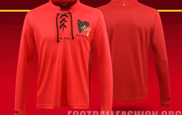 RCD Mallorca 100th Anniversary Soccer Jersey, 2016 Football Kit, Shirt, Camiseta de Futbol