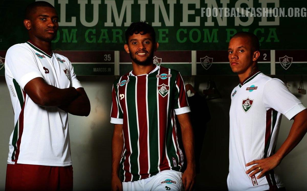 23705a8a9462f Fluminense Switch to DryWorld. 2016 Kits Revealed. - FOOTBALL ...