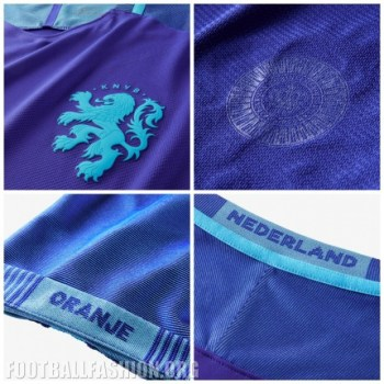 Netherlands 2016 2017 Nike Home and Away Football Kit, Soccer Jersey, Shirt, Nederland Tenue
