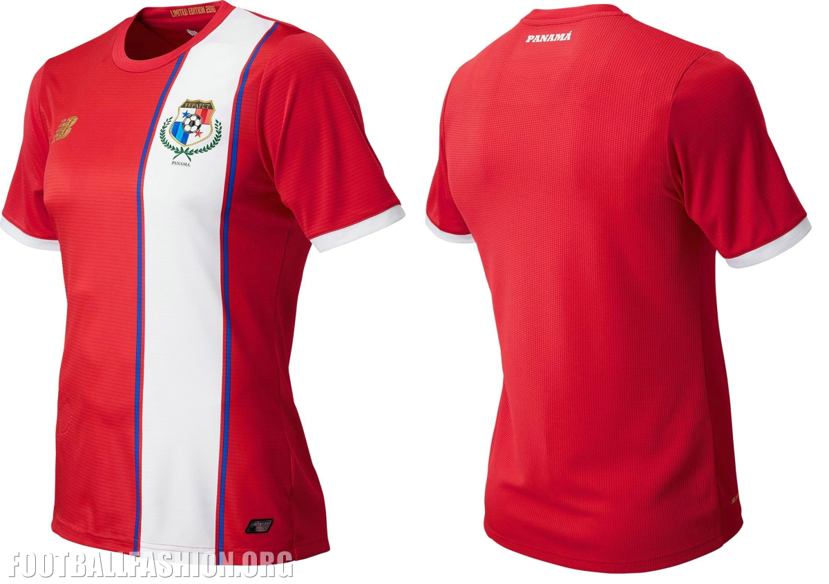 b9ad51e5a Panama 2016 Copa América Centenario Home and Away Soccer Jersey