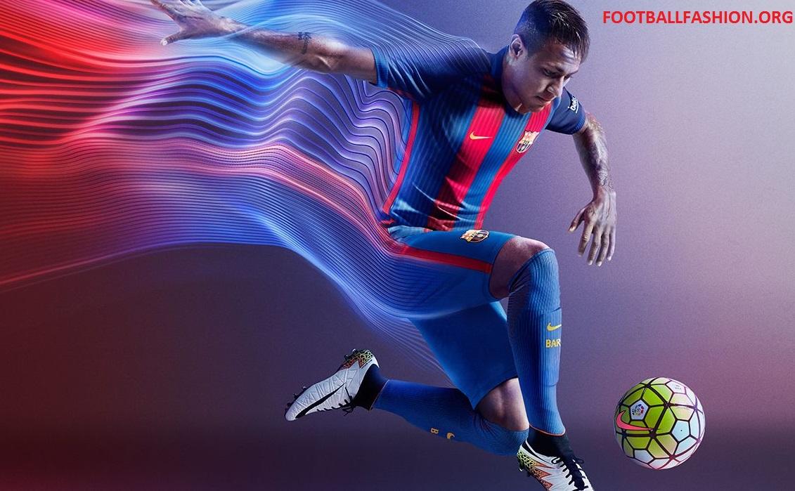 Gastos ego crucero  FC Barcelona 2016/17 Nike Home Kit - FOOTBALL FASHION