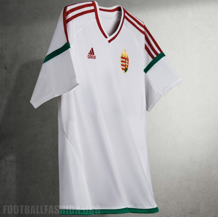 9eda8ff0a5e The Hungary senior men's national team debuted their EURO 2016 away kit in  a 0-0 draw against Ivory Coast in Budapest on Friday.
