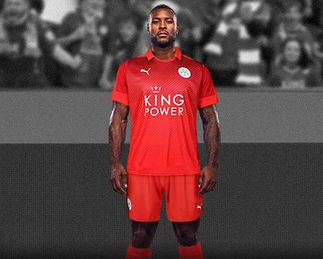 Leicester City Fc 2016 17 Puma Away Kit Football Fashion Org