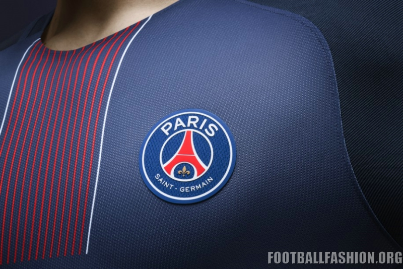 paris saint germain 2016 17 nike home kit football fashion org