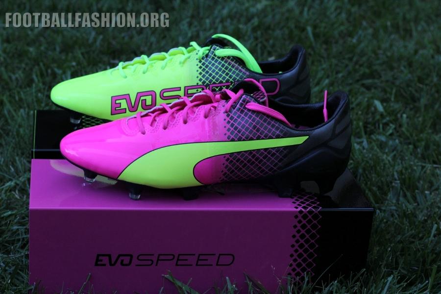 Review: PUMA evoSPEED 1.5 Soccer Boot - FOOTBALL FASHION