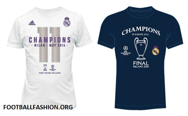 t shirt champion league