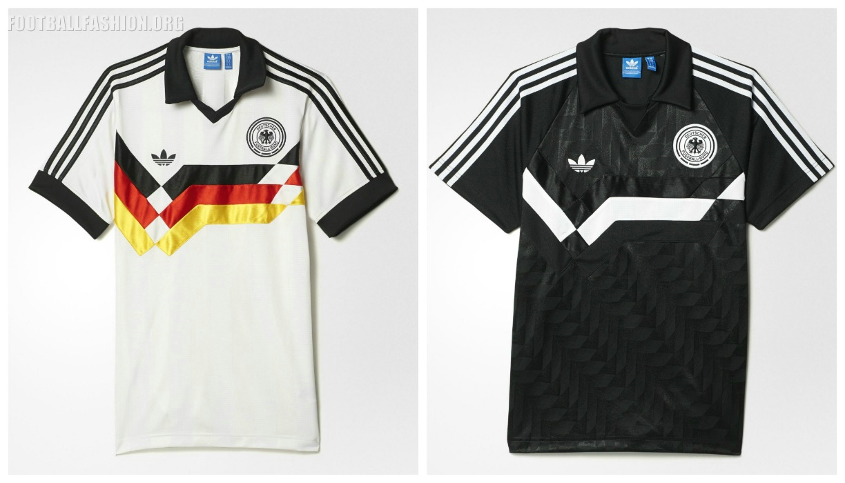 adidas germany retro shirt