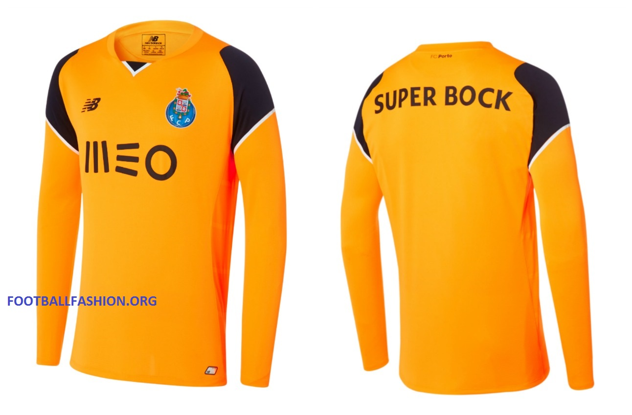 3e93bbd84a6 FC Porto 2016 17 New Balance Home Kit - FOOTBALL FASHION.ORG