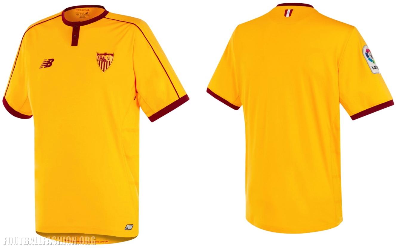 camisetas de futbol Sevilla FC nuevo