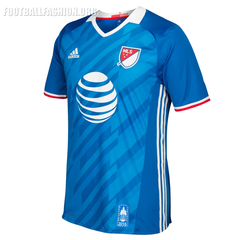 MLS All-Star Game 2016 adidas Jersey – FOOTBALL FASHION.ORG 5afbbfb846389
