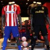 Atlético de Madrid 2016 2017 Nike Home and Away Football Kit, Soccer Jersey, Shirt, Maillot, Camiseta de Futbol, Equipacion