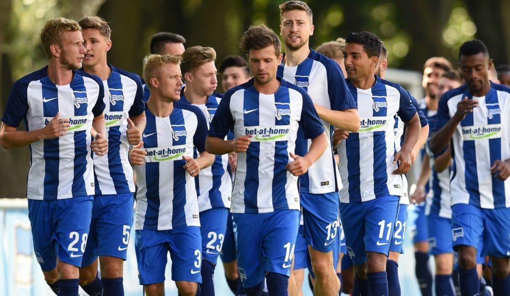 Image result for Hertha BSC team 2017
