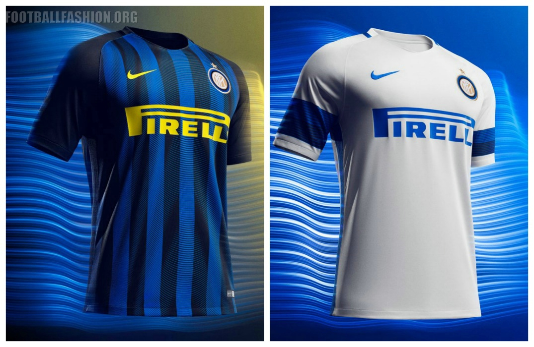 inter milan 2016  17 nike home and away kits  u2013 football