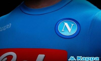SSC Napoli 2016 2017 Kappa Home Football Kit, Soccer Jersey, Shirt, Gara, Maglia, Camiseta