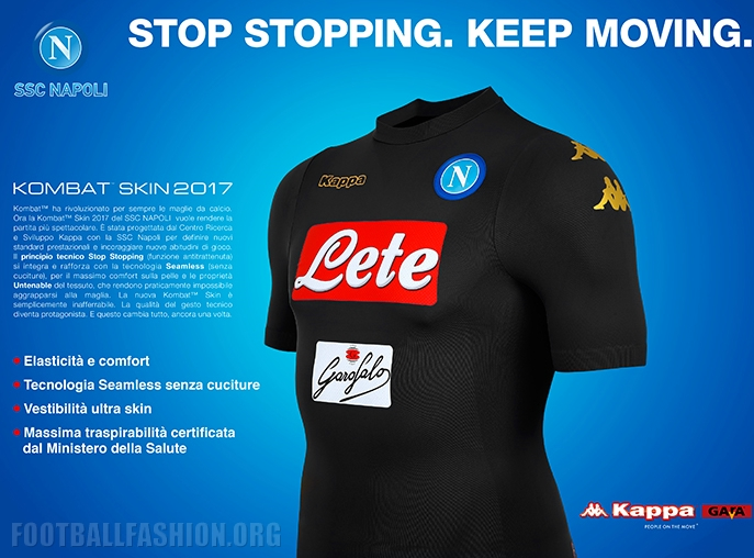 Only the logo of main shirt sponsor Lete will use used for UEFA Champions  League editions of the kit because of competition regulations. db8c078b070d1