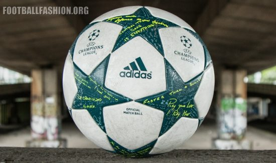 adidas 2016/17 UEFA Champions League Official Match Ball