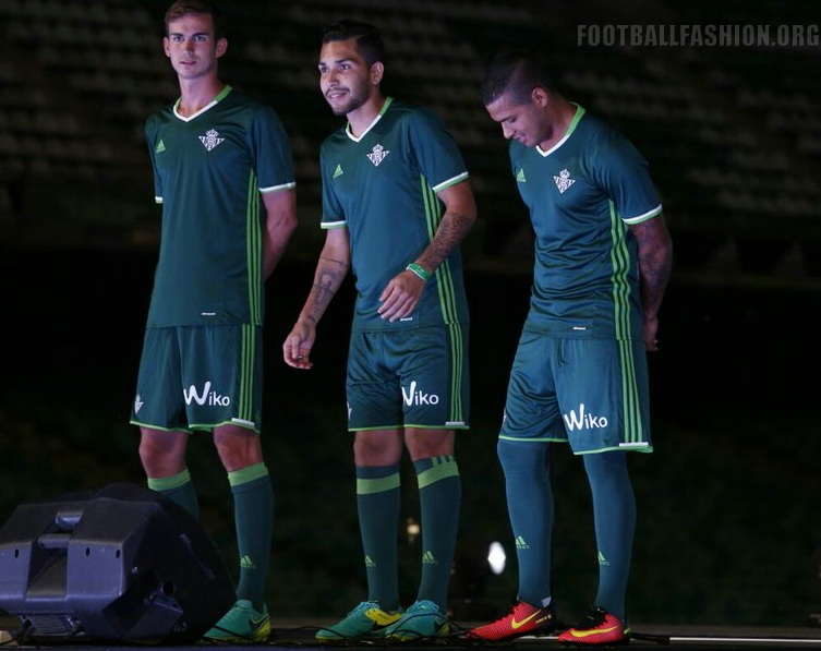 55d1f3e8c Real Betis 2016 17 adidas Home