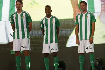 Real Betis 2016 2017 adidas Home, Away and Third Football Kit, Soccer Jersey, Shirt, Camiseta de Futbol, Equipacion
