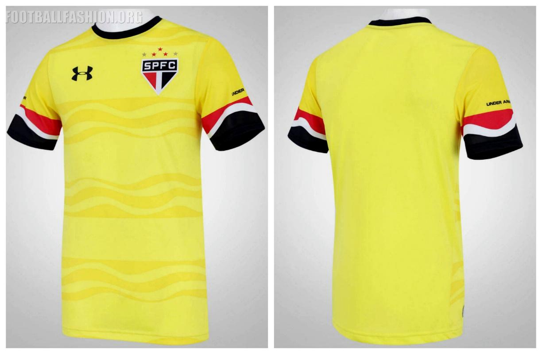 revolución Entretenimiento Marquesina  São Paulo FC 2016/17 Under Armour Third Kit - FOOTBALL FASHION