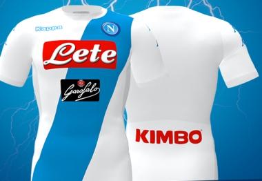 Ssc Napoli 2016 17 Kappa Away Kit Football Fashion Org