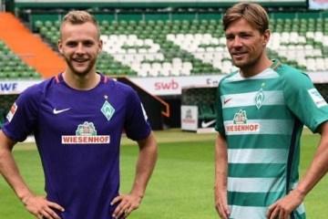 Werder Bremen 2016 2017 Nike Home, Away and Third Football Kit, Soccer Jersey, Shirt, Trikot