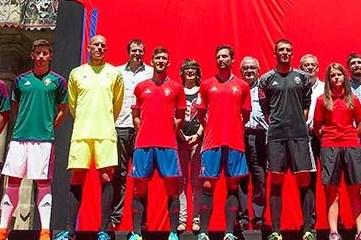 CA Osasuna 2016 2017 adidas Home and Away Football Kit, Soccer Jersey, Shirt. Camiseta, Equipacion