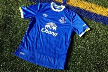 verton FC 2016 2017 Umbro Home Football Kit, Soccer Jersey, Shirt, Camiseta