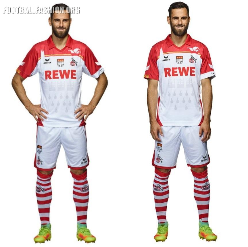 1 Fc Köln 2016 Erima Karneval Kit Football Fashionorg