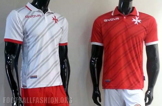 Malta 2016 17 Givova Home and Away Kits – FOOTBALL FASHION.ORG 5fdb39a62