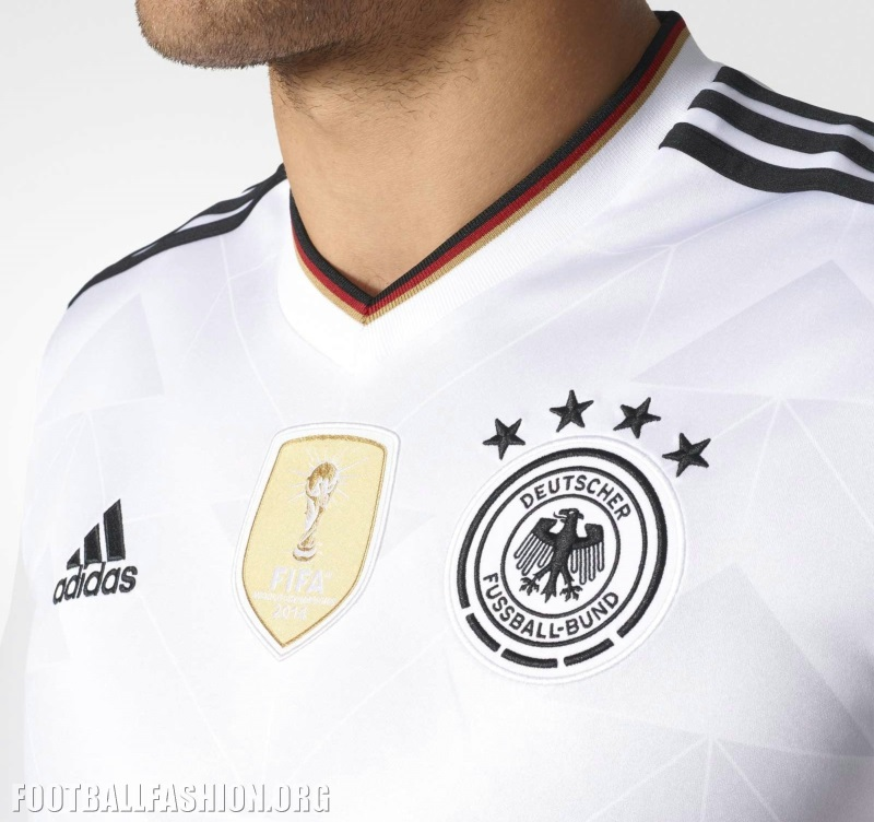 Germany 2017 FIFA Confederations Cup adidas Home Kit