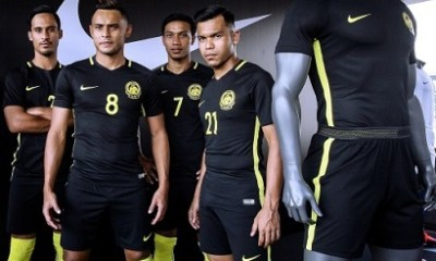 2018 suzuki cup. modren suzuki malaysia 2016 2018 nike home and away football kit soccer jersey shirt   for suzuki cup