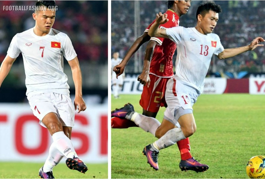 Vietnam 2016 17 Grand Sport Home and Away Kits – FOOTBALL FASHION.ORG a48e930a9