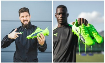 PUMA Kicks Off 2017 with evoPOWER Vigor 1 Soccer Boot, Football Boot, Calzado, Bota de Futbol