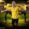 Barcelona SC 2017 Marathon Home Football Kit, Soccer Jersey, Shirt, Camiseta de Futbol, Playera