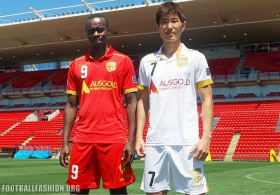 Adelaide United 2017 Asian Champions League Football Kit, Soccer Jersey, Shirt