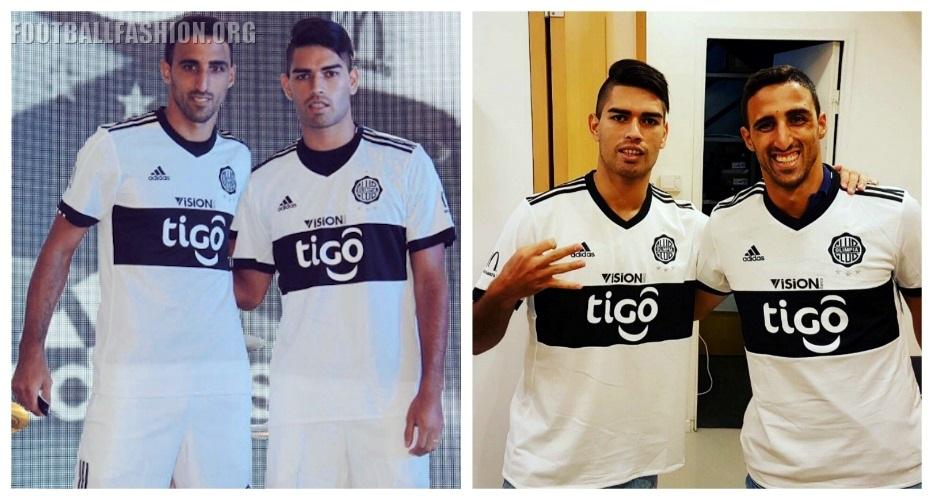 Paraguay 2020/21 PUMA Home and Away Kits - FOOTBALL FASHION