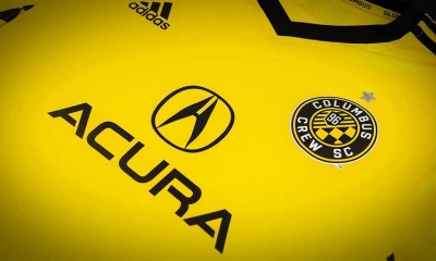 Columbus Crew Unveil 2017 adidas Home Football Kit, Soccer Jersey, Shirt, Camiseta de Futbol