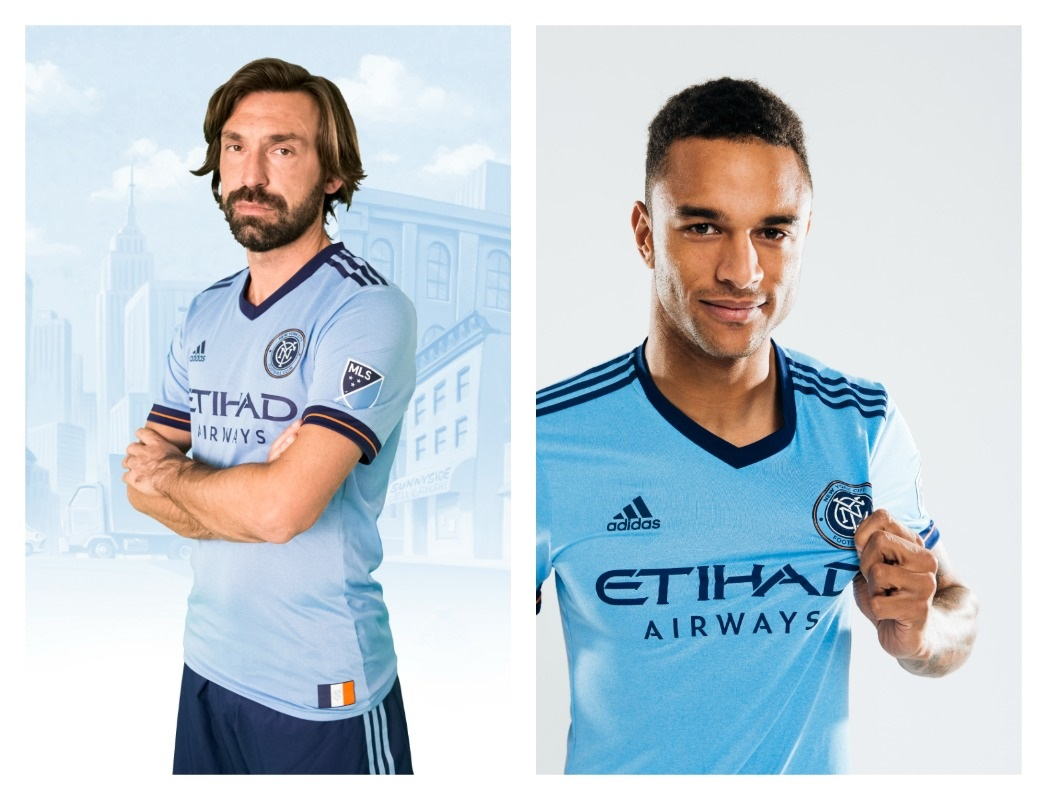 New york city fc 2017 adidas home jersey football for Unique home stays jersey