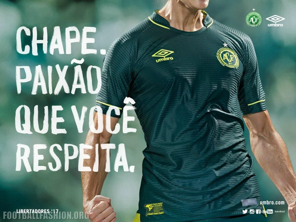 Chapecoense-2017-Copa-Libertadores-Umbro