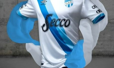 Atlético Tucumán 2017 Umbro Third Football Kit, Soccer Jersey, Shirt, Camiseta de Futbol