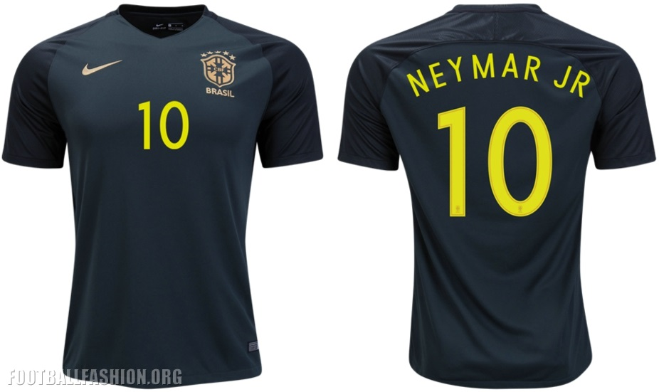 Brazil 2017 Nike Third Jersey – FOOTBALL FASHION.ORG a5986ec66