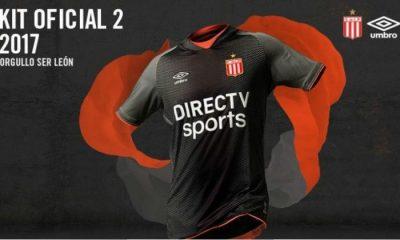 Estudiantes de La Plata 2017 Umbro Away Football Kit, Soccer Jersey, Shirt, Camiseta de Futbol, Playera, Equipacion