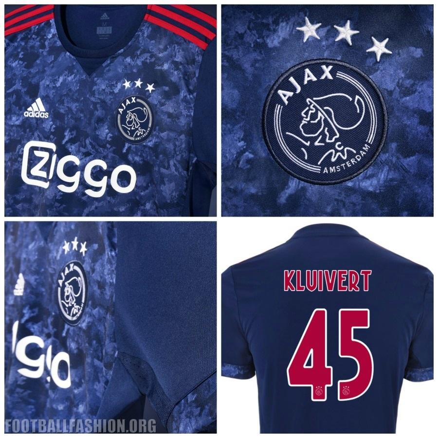 AFC Ajax 2017/18 adidas Away Kit – FOOTBALL FASHION.ORG