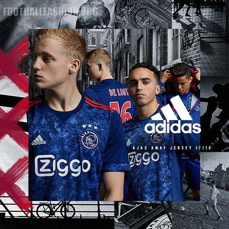 Das Debüt des Ajax Trikot 20172018 |