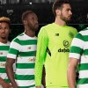 Celtic FC Honor Lisbon Lions with 2017 2018 New Balance Home Football Kit, Soccer Jersey, Shirt